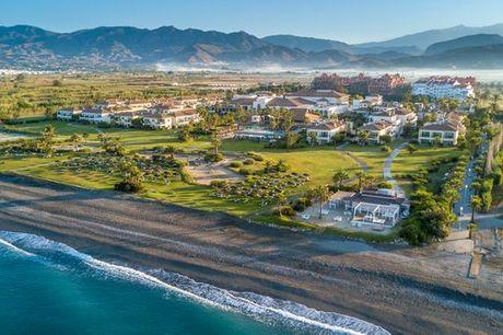 España Granada - Playa Granada Club Resort 4* desde 62,00 €. Desconexión con vista lateral al mar