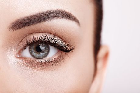 £12 for a semi-permanent eyelash lift, £14 for a semi-permanent eyebrow lamination, or £19 for both at LM Beauty, Hamilton