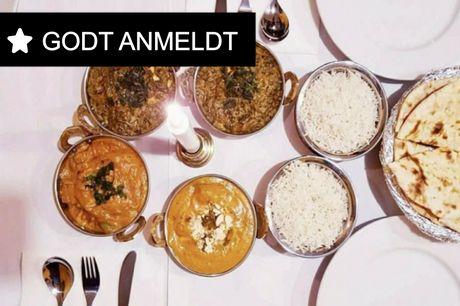 Spar 10% i aften: Golden Indian serverer autentisk indisk mad af høj kvalitet. Book hér og få rabat på hele regningen i dag!