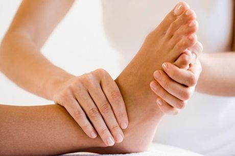 Une séance de réflexologie détente d'1h pour 1 personne à l'institut Lelahel Relaxation et Soins