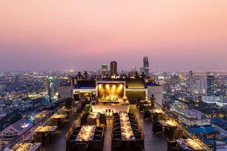 Banyan Tree Bangkok - 100% remboursable, Bangkok, Thaïlande