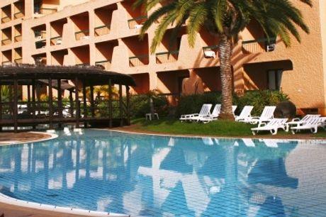 VERÃO 2020 - MADEIRA: 5 Noites no Funchal no Hotel Dom Pedro Garajau, Voo de Lisboa e Porto, Transferes e Seguro.