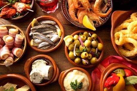 Tapas with Wine for Up to Four at The Lamb & Flag (Up to 41% Off)