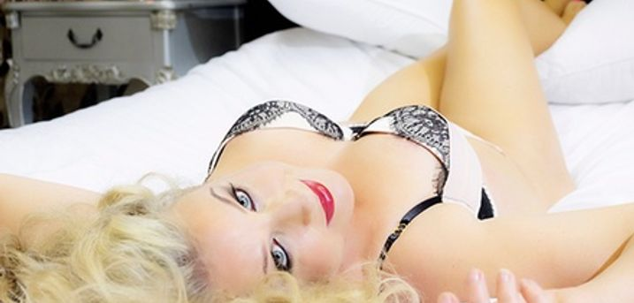 Boudoir Makeover Photoshoot with Two Prints and One Digital Image from Images Unlimited