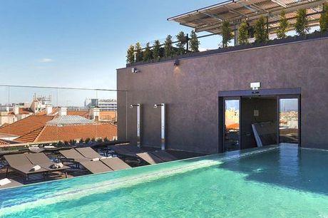 Portugal Lisboa - Lux Lisboa Park 4* desde 97,00 €. Diseño moderno en el distrito financiero de la capital lusa