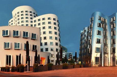 Designhotel in der Modemetropole Düsseldorf - Kostenfrei stornierbar, Hotel Indigo Dusseldorf - Victoriaplatz, Düsseldorf, Nordrhein-Westfalen, Deutschland - save 57%