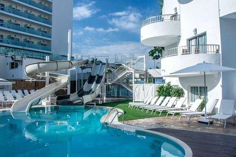 España Gandía - Villa Luz Family Gourmet & All Exclusive Hotel 4* desde 100,00 €. Todo incluido en familia con 1 niño gratis