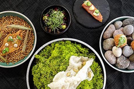 KØBENHAVN - Michelin-hædrede Rebel byder på en vidunderlig sommermenu med 8 udsøgte serveringer.