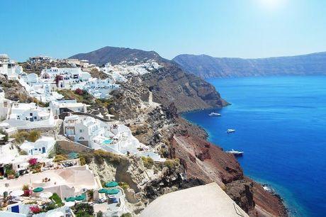 Inselträume auf Santorin - Kostenfrei stornierbar, Sea Sound White Katikies, Santorin, Griechenland - save 46%