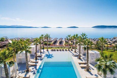 Maritimes Design am Strand in Kroatien - Kostenfrei stornierbar, Amadria Hotel Jure, Šibenik, Dalmatien, Kroatien - save 18%