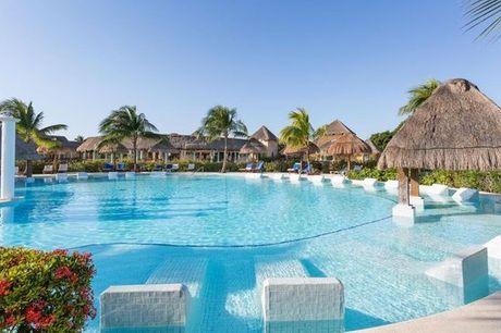 México Tulum - Grand Palladium White Sands Resort & Spa 5* desde 507,00 €. En familia frente a la playa con todo incluido y vuelos