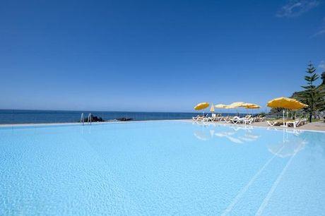 Portugal Funchal - Hotel Orca Praia desde 201,00 €. Vistas al mar en media pensión