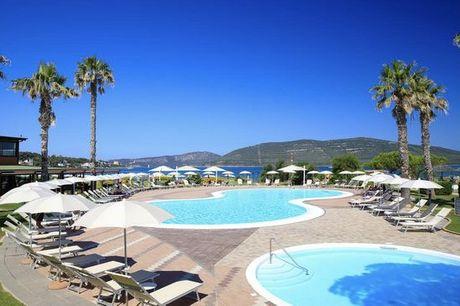 Italia Alghero - Hotel Corte Rosada Resort & Spa 4* - Solo adultos desde 96,00 €. Enclave exclusivo en media pensión opcional