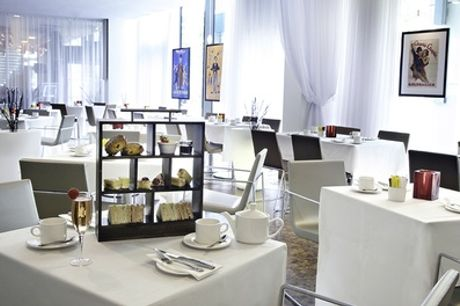 Afternoon Tea with Optional Bubbly for Two or Four at Pima Bar at the Hilton (40% Off)