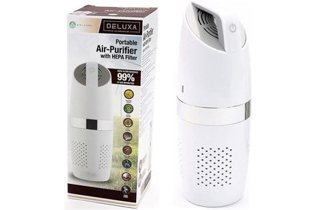 Mobiele Luchtreiniger met HEPA-filter