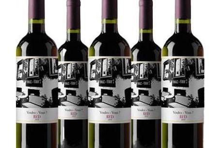 6 eller 12 flasker rødvin fra Voulez Vous. Denne vellykkede rødvin fra 2018 er produceret på syrah- og merlotdruer og er en eksplosion af rød frugt, krydrede noter og et let strejf af træ. Nicolas Vahe har haft et samarbejde med Maison Brotte siden 2006.