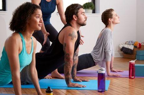 1 tot 3 maanden Zumba of yoga bij Thilini's in Noord-Scharwoude