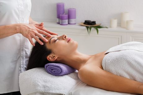 £49 for a dual-accredited online Indian head massage certification