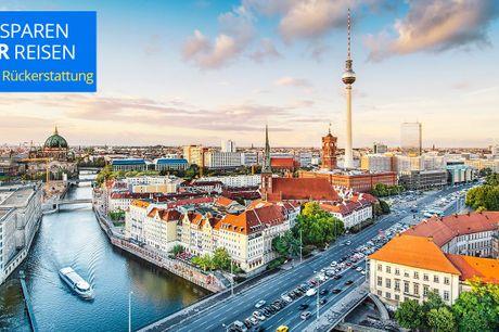 Schickes Hotel in Berlin mit tollem Ausblick. Nahe dem Kurfürstendamm in Berlin wohnen Sie im Vier-Sterne-Hotel Otto in einem stylishen Zimmer samt Blick auf die Hauptstadt. Mit diesem Angebot zahlen Sie 69 € pro Zimmer und Nacht* und sparen bis zu 54 Pro