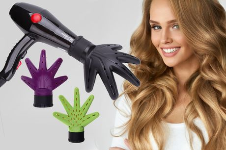 £7.99 (from Backtogoo) for a palm-shaped hair dryer air diffuser!