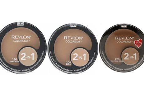 Revlon Colorstay 2-in-1 foundation en concealer
