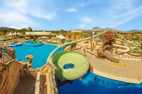 España Alicante - Hotel Magic Robin Hood desde 60,00 €. Resort Medieval con todo incluido y 1 niño gratis