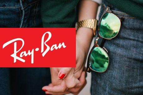 Solbriller fra Ray-Ban. Vælg mellem 12 klassiske modeller til ham og hende