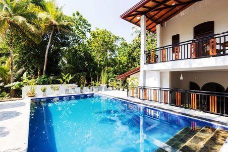 Oase der Erholung auf Sri Lanka - Kostenfrei stornierbar, Nos Da Ty Boutique Hotel, Ahangama, Sri Lanka - save 75%