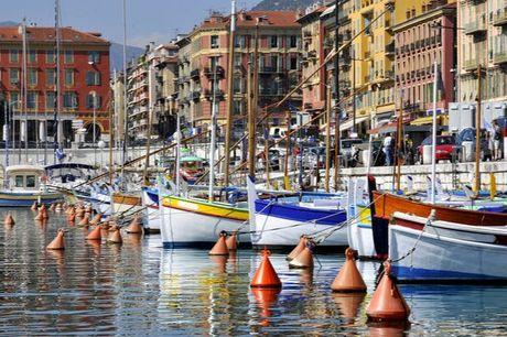 Kultur & Genuss an der Côte d'Azur - Kostenfrei stornierbar, Hotel Nice Riviera, Nizza, Côte d'Azur, Frankreich - save 32%