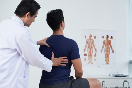 £27 for two physiotherapy sessions and a consultation in Fitzrovia