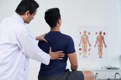 £27 for a consultation and two physiotherapy sessions in Fitzrovia