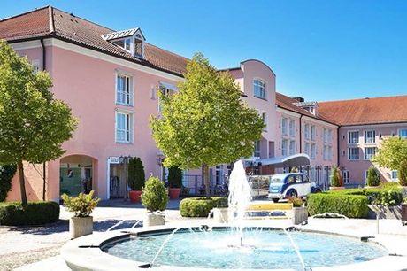 Mit der Bahn ins 5*-Hotel in Niederbayern - Sie sparen bis zu 32%
