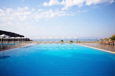 Grecia Creta - KAPPA CLUB Mikri Poli Crete by Atlantica 5* a partire da € 270,00. Splendido soggiorno 5* sul mare