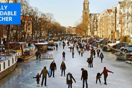 £65 -- Amsterdam hotel stay, save 42%