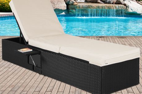 Hybrid Sofa Sun Lounger