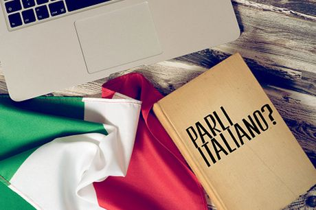 £9 for an online Italian for Beginners course from Secret World of Languages - learn a new language
