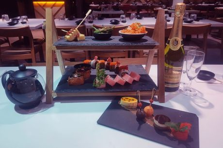 £59.90 for an interactive bottomless afternoon tea for two at Inamo - choose from three locations