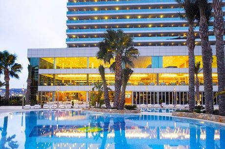 España Calpe - AR Diamante Beach Spa 4* desde 53,00 €. Bienestar en la costa con media pensión y spa