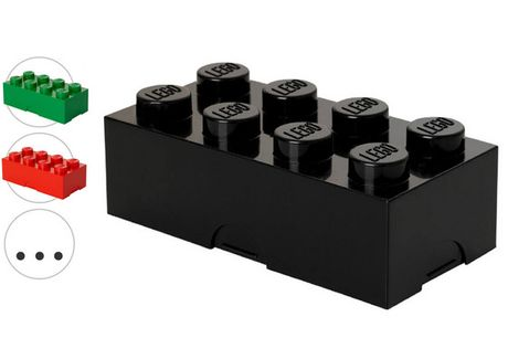LEGO Lunchbox | Classic Brick