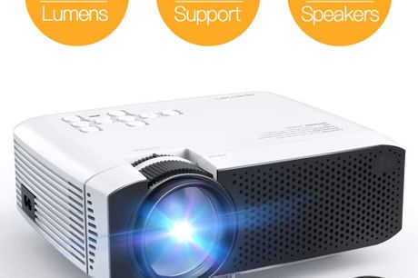"180"" Display LED Projector"
