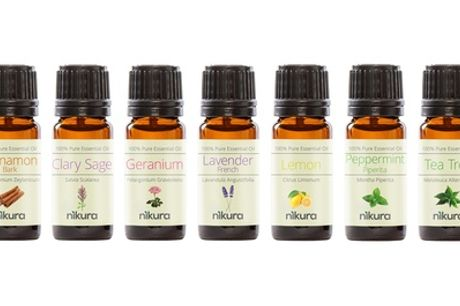 Gift Sets with up to 14 Essential Oils