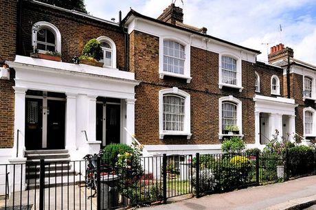 Regno Unito Londra - Heeton Concept Hotel-Luma Hammersmith 4* a partire da € 33,00. Soggiorno in stile urbano ad Hammersmith