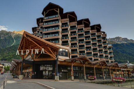 Alpina Eclectic Hotel - 100% rimborsabile, Chamonix-Mont-Blanc, Francia - save 30%.  Stiamo collaborando con gli hotel per assicurarci che siano conformi alle normative sulla salute pubblica in materia di Covid-19. Modernità, comfort e design unico caratt