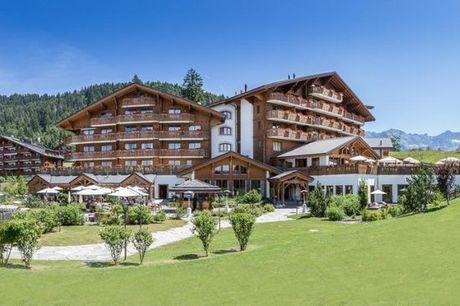 Svizzera Svizzera - Résidence RoyAlp 5* a partire da € 543,00. Relax e comfort in splendido 5*