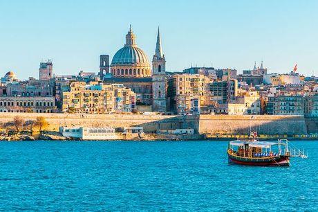 Malta Malta - Hotel Urban Valley Resort 4* a partire da € 69,00. Cultura e relax sulle spiagge di Malta in 4*