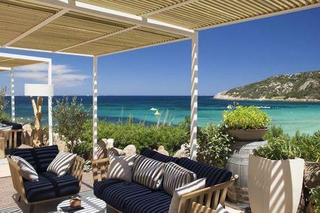 Italia Sardegna - Club Hotel Baja Sardinia 4* a partire da € 57,00. Soggiorno in 4* con spiaggia privata