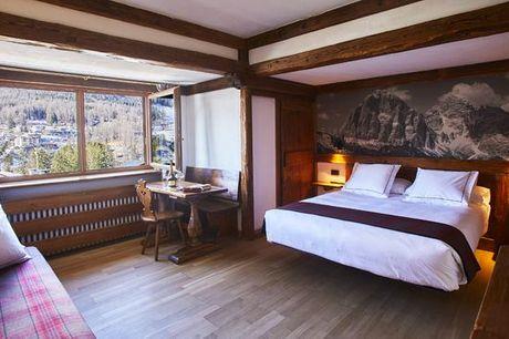 Italia Cortina d'Ampezzo - Hotel Europa Cortina 4* a partire da € 69,00. 4* ideale per vivere la Regina delle Dolomiti