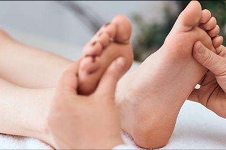Godt for krop og sind! - Sæt vigtig tid af til DIG med 2 timers kombinationsbehandling indeholdende både massage, zoneterapi, akupunktur og akupressur. Værdi kr. 900,-