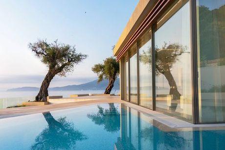 Grecia Corfú - Domes Miramare Corfu 5* - Sólo Adultos desde 230,00 €. Lujosa escapada a una perla jónica