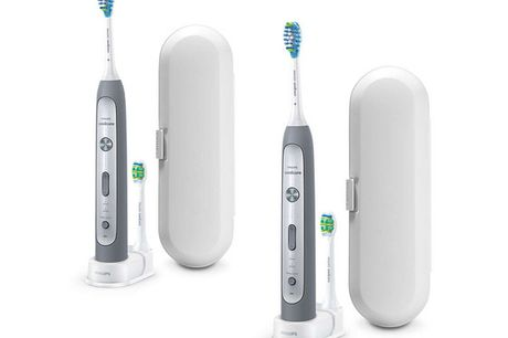 2x Philips Sonicare FlexCare Platinum